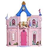 Disney Princess Fashion Doll Castle, Dollhouse 3.5 feet Tall with 16 Accessories and 6 Pieces of Furniture (Amazon Exclusive)