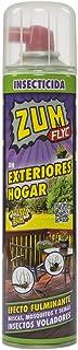 Zum Sin - Insecticida para exteriores - Moscas, mosquitos y demás insectos voladores - 400 ml