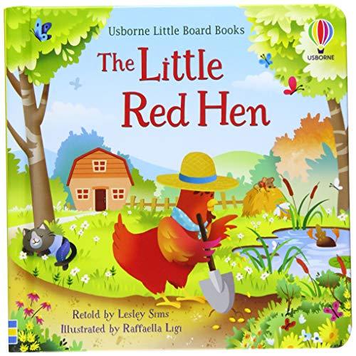 The Little Red Hen (Little Board Books)