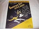 AFTER GRADUATION DAY GEORGE ABBOTT 1947 SHEET MUSIC FOLDER 426 SHEET MUSIC