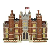 Department 56 Dickens Village Hampton Court Palace Lit Building and Accessories, 8.75 Inch, Multicolor