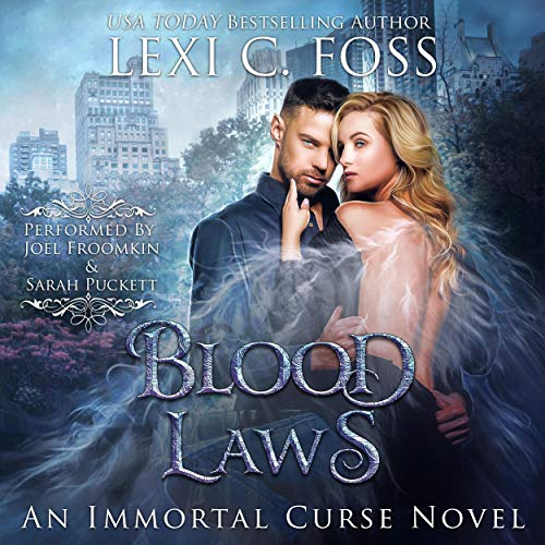 Blood Laws audiobook cover art