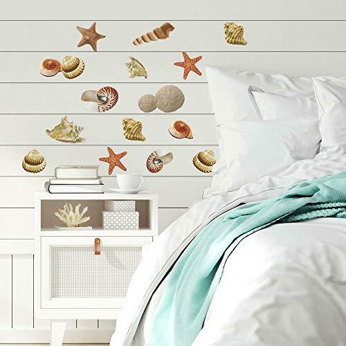 RoomMates 54214 Muscheln