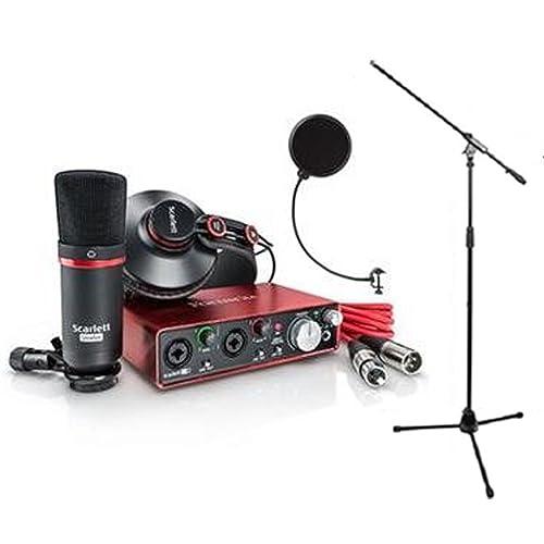 5ac5fff7bcf8d Recording Studio Package: Amazon.com