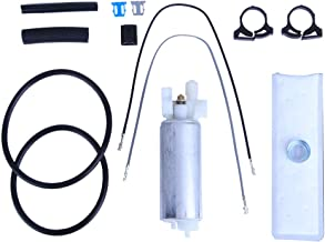CUSTONEPARTS New Electric Fuel Pump w/Installation Kit Fit Buick Cadillac Chevrolet GMC Pontiac Oldsmobile Volvo E3902