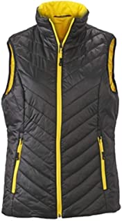 James and Nicholson Womens/Ladies Light Weight Vest
