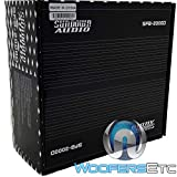 SFB-2000D - Sundown Audio Monoblock 2350w RMS Amplifier