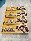Voortman Fudge Striped Shortbread Sugar Free Cookies (Pack of 4)