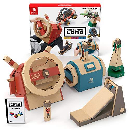 Nintendo Labo Toy-Con 03: Vehicle Drive Kit - Switch (World Edition)