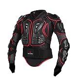 Zyurong Nero Armatura MX Motocross Mountain Ciclismo Pattinaggio Snowboard Spine Schermo Protezione...