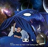 Tente de Rêve Tente de Lit Enfants Tente Playhouse de Tente Apparaitre Intérieure Enfant Jouer Tentes Cadeaux de Noël pour Enfants (Marche dans l'espace)