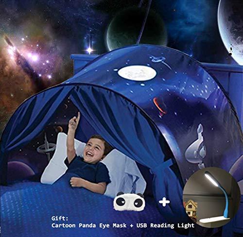 Tende da sogno, Magical World Tents, Kid's Fantasia Casa, Caldo bambini Tenda (Viaggi nello spazio)