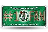 NBA # 1 Fan Kennzeichenung Metall-Schild -