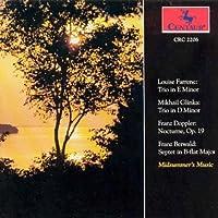 Trio in E Minor/Trio in D Min