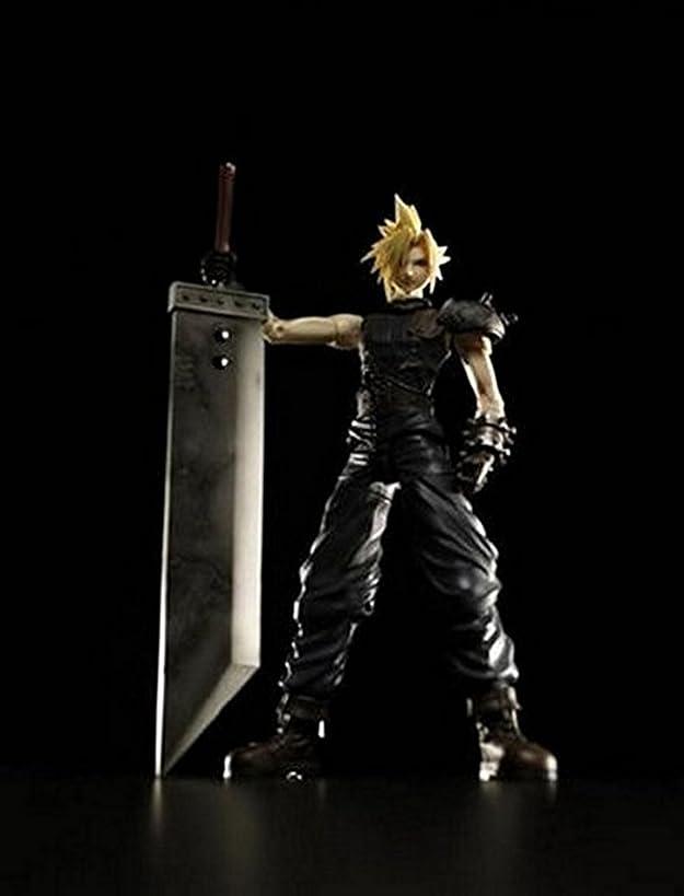 Final Fantasy VII 7 - Play Arts - Cloud Strife No.1