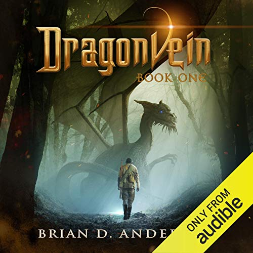Dragonvein, Book One cover art
