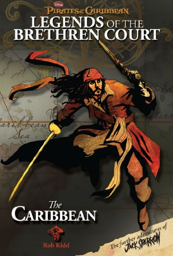 Pirates of the Caribbean: Legends of the Brethren Court The Caribbean (English Edition)