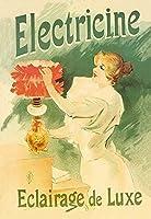 "Electricine、豪華照明Fineアートキャンバス印刷( 20"" x30"" )"