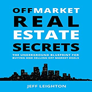 Off Market Real Estate Secrets audiobook cover art