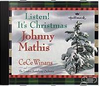 MATHIS, JOHNNY - LISTEN! ITS CHRISTMAS (1 CD)
