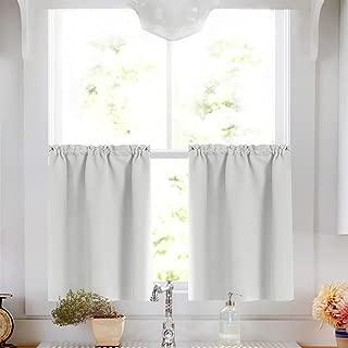 Best kitchen window curtain Reviews