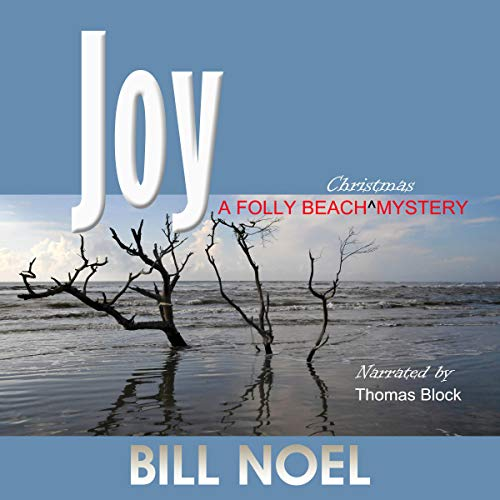 Joy audiobook cover art