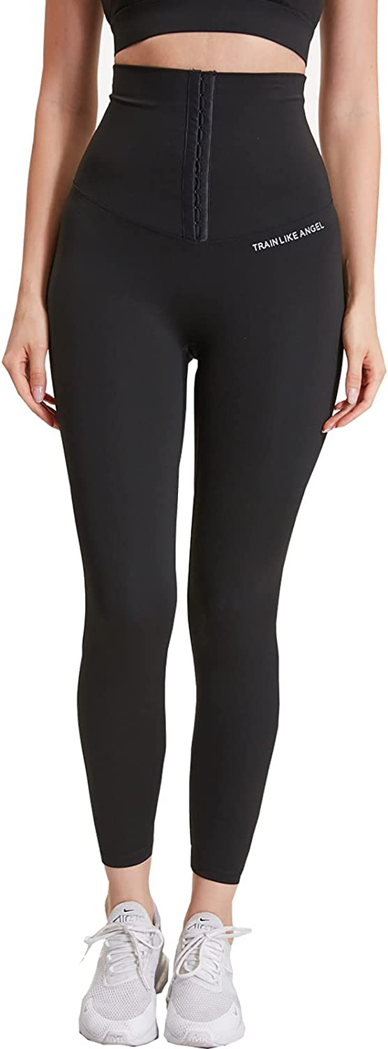 Mudere Challenge the lowest price Women's Tummy Control Leggings High Waisted Yoga Pants Bu Complete Free Shipping