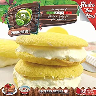 E LIQUID PARA VAPEAR - 100ml Lemon Biscuit (Galletas De Limón, Recién Horneadas)