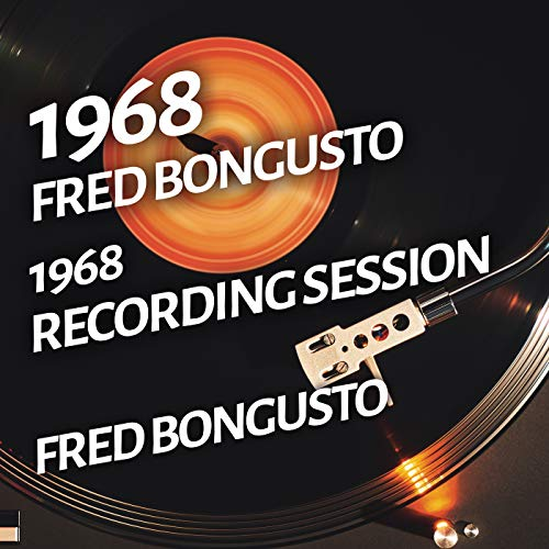 Fred Bongusto - 1968 Recording Session