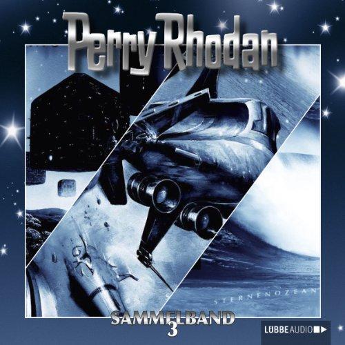 Perry Rhodan, Sammelband 3 Titelbild