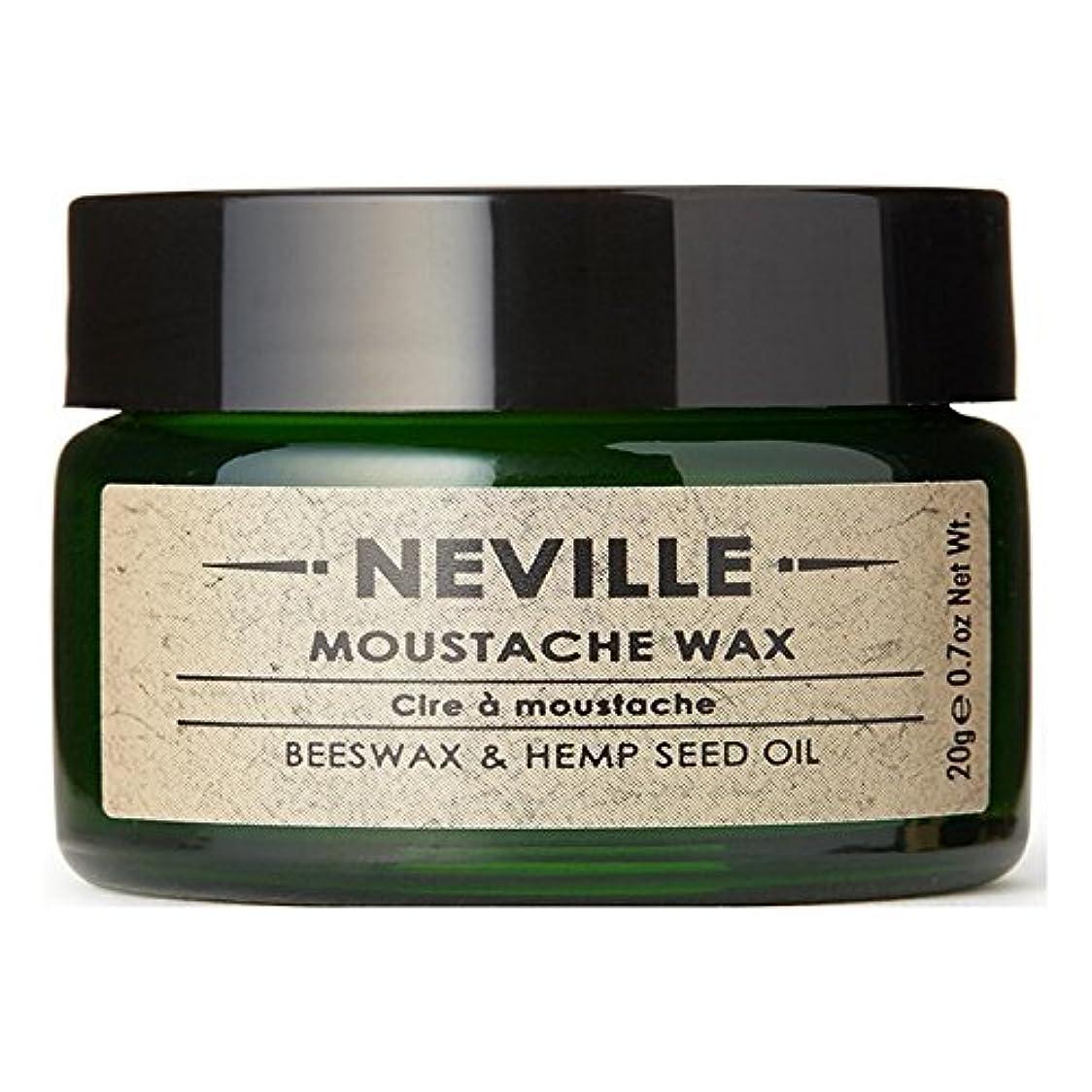 サラダレイプキャンベラNeville Moustache Wax (Pack of 6) - ネビル口ひげワックス x6 [並行輸入品]