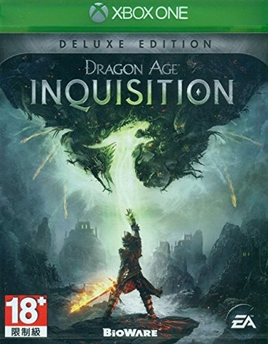 Dragon Age Inquisition Deluxe Edition(輸入版:アジア)