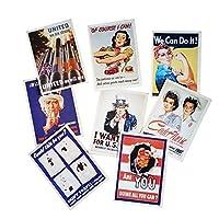 32個/パックヴィンテージヨーロッパ&アメリカ。ポスタースタイル名刺ポストカードギフトグリーティングカードクラシックポスタークリスマスギフト