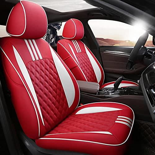 JYPZSH Fundas Asientos Coche Universales para BMW E39 F10 E60 F30 E46...
