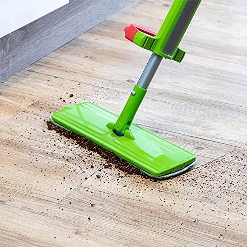 Housekeeps Bodenwischer & Mopps mit Auswring - Wischmopp mit Auswringfunktion