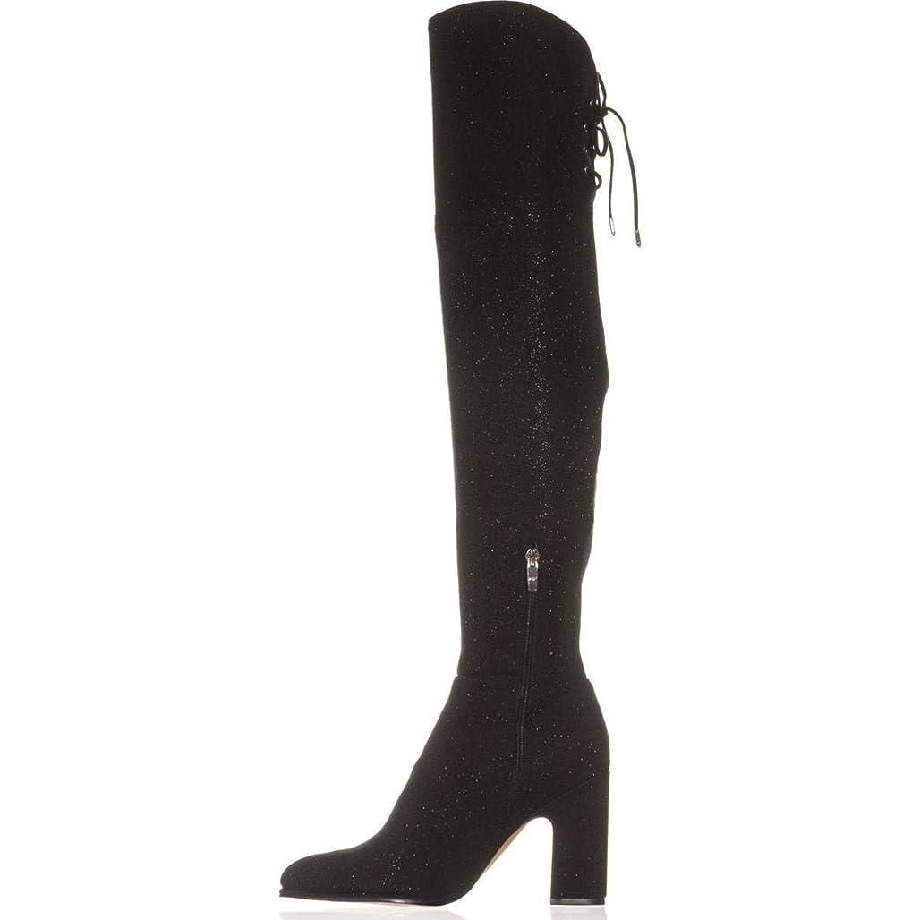 わかる乗ってパンチ[Marc Fisher] Womens Neela Closed Toe Knee High Fashion Boots [並行輸入品]