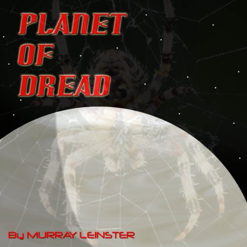 Planet of Dread audiobook cover art