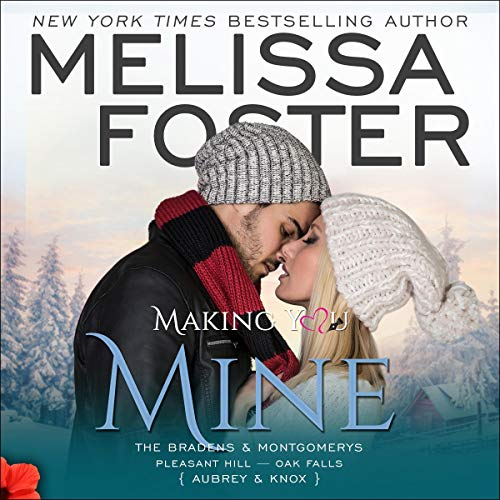 Making You Mine: Knox and Aubrey audiobook cover art