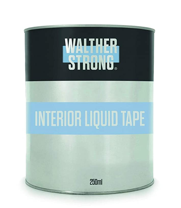 Walther Strong Interior Liquid Masking Tape (250ml)