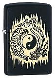 Zippo 60004125Tiger Dragon Yin Yang Diseño