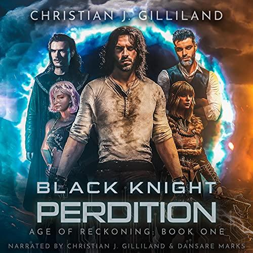 Black Knight: Perdition cover art
