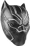 NANLAI Masque de Panthère Noire en Latex - Déguisement Parfait pour Le Carnaval et...