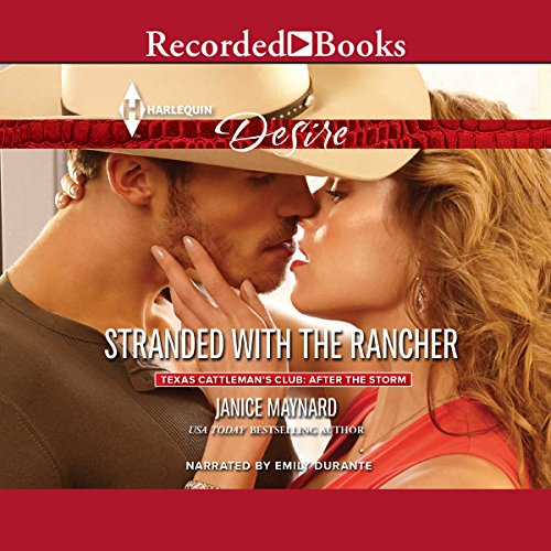 Stranded with the Rancher audiobook cover art
