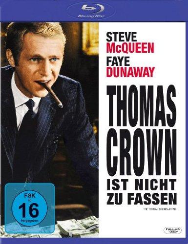 Thomas Crown ist nicht zu fassen [Blu-ray]