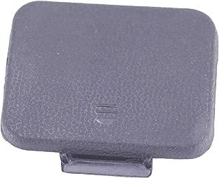 UPSM Rear Bumper Tow Hook Black Cover Cap Fit for Mercedes GL-Class X164 GL320 GL350 GL450 2007-2012 1648850523 A1648850523