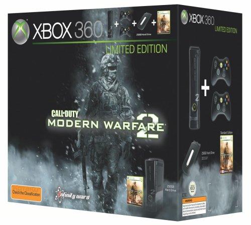 Console Xbox 360 (250Go) - Edition Limitée