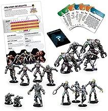 Dreadball: 2nd Edition New Eden Revenants - Cyborg Team