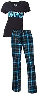 Best carolina panthers pajama set Reviews