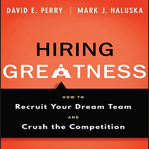 Couverture de Hiring Greatness