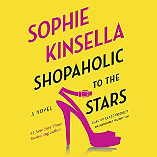 Shopaholic to the Stars cover art